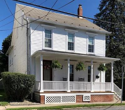 Single Family Home Available: 128 Mauch Chunk Street