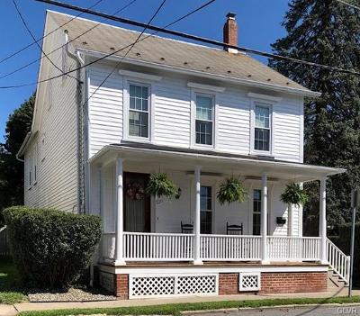 Nazareth Borough Single Family Home Available: 128 Mauch Chunk Street
