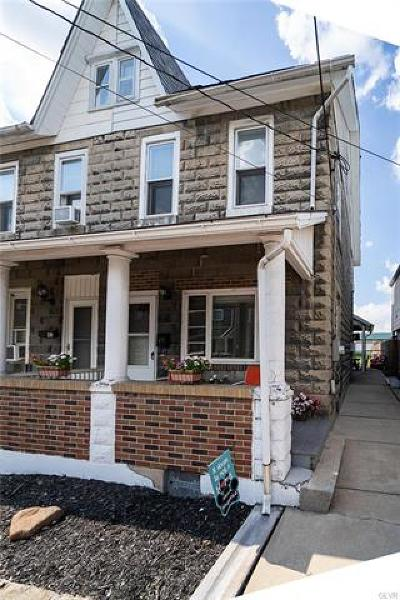 Northampton Borough Single Family Home Available: 45 West 17th
