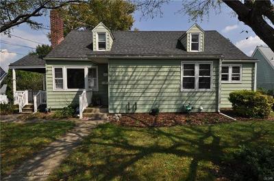 Single Family Home Available: 2731 Mary Street