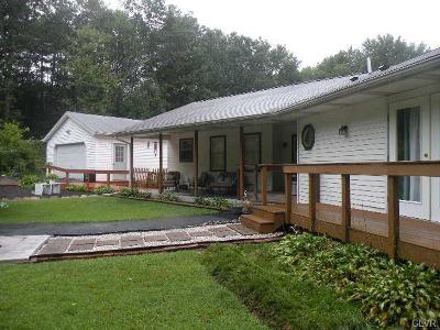 Chestnuthill Twp PA Single Family Home Available: $173,000