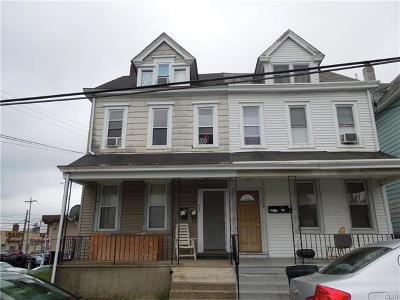 Multi Family Home Available: 321 South 17th Street