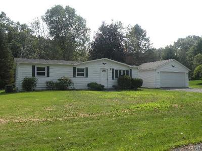 Luzerne County PA Single Family Home Available: $67,000