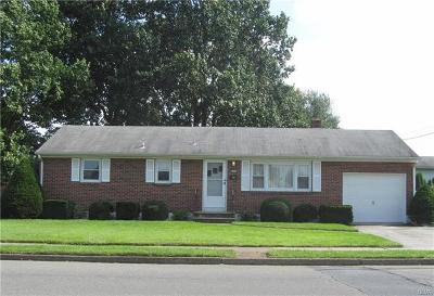 Single Family Home Available: 1314 North Boulevard
