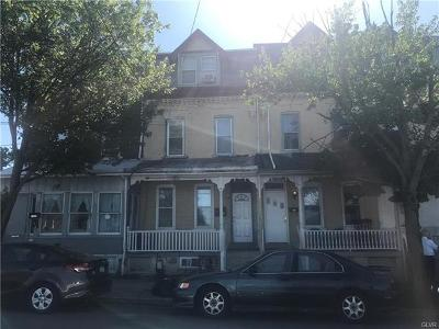 Multi Family Home Available: 308 North 12th Street