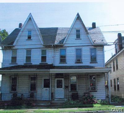 Easton Single Family Home Available: 1506 Butler Street #1