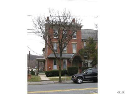 Emmaus Borough Single Family Home Available: 176 Main Street #4