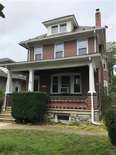 Single Family Home Available: 1931 Washington Boulevard
