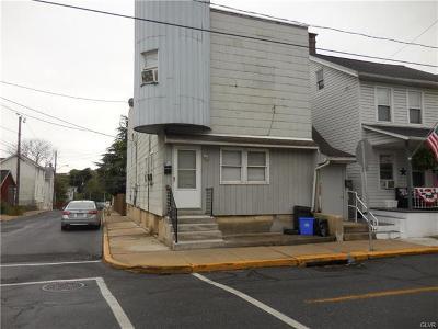 Northampton Borough Multi Family Home Available: 1602 Newport Avenue