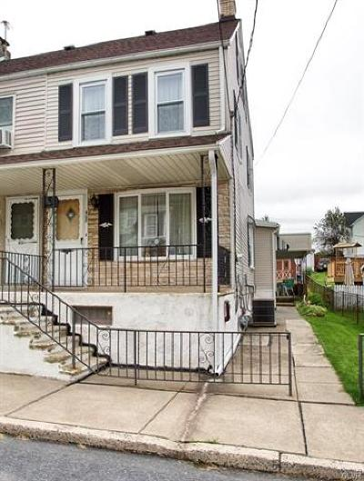 Northampton Borough Single Family Home Available: 408 East 5th Street