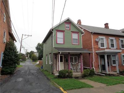Single Family Home Available: 29 East Center Street