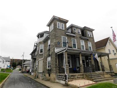 Northampton Borough Multi Family Home Available: 1819 Main Street