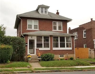 Bethlehem City Single Family Home Available: 908 Wood Street