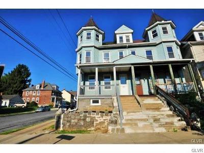 Bethlehem City Single Family Home Available: 920 Center Street