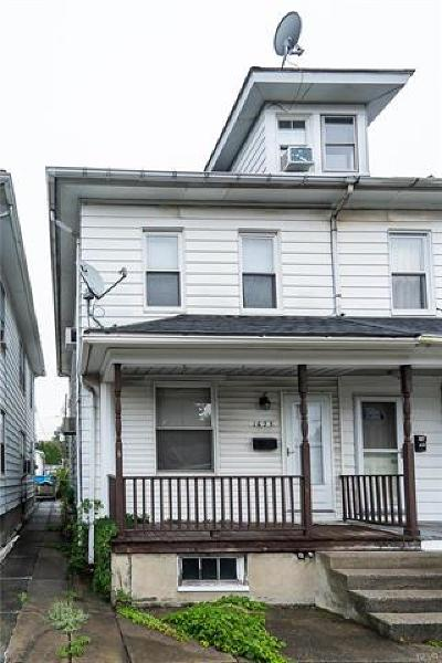 Hellertown Borough Single Family Home Available: 1623 Riegel Street