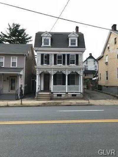 Single Family Home Available: 408 Wyandotte Street