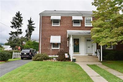 Allentown City Single Family Home Available: 2003 Virginia Street