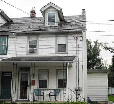 Northampton Borough Single Family Home Available: 2430 Dewey Avenue