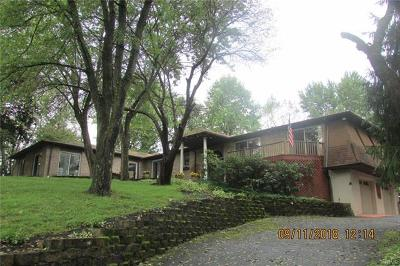 Single Family Home Available: 6080 Little Gap Road