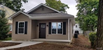 Single Family Home Available: 847 North Oswego Street