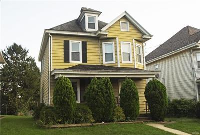 Easton Single Family Home Available: 167 East Madison Street