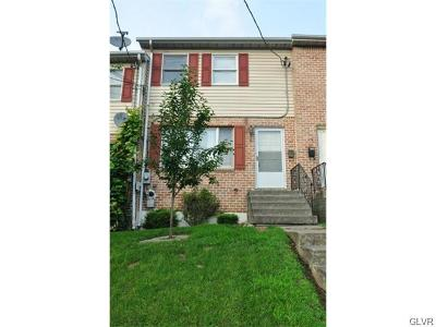 Multi Family Home Available: 625 South Filmore Street
