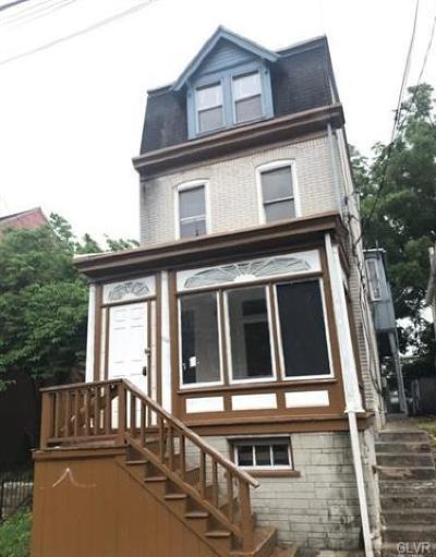 Multi Family Home Available: 936 West Gordon Street