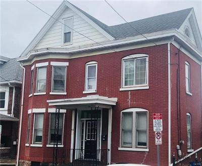 Multi Family Home Available: 42 South 13th Street