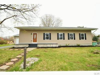 Single Family Home Available: 280 Freidensthal Avenue