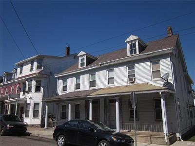 Multi Family Home Available: 1501 Lehigh Street