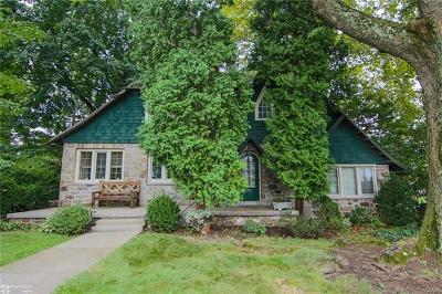 Allentown City Single Family Home Available: 3112 Moravian Avenue