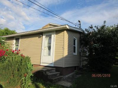 Single Family Home Available: 4726 Main Street