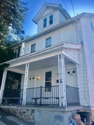 Bethlehem City Multi Family Home Available: 622 Montclair Avenue