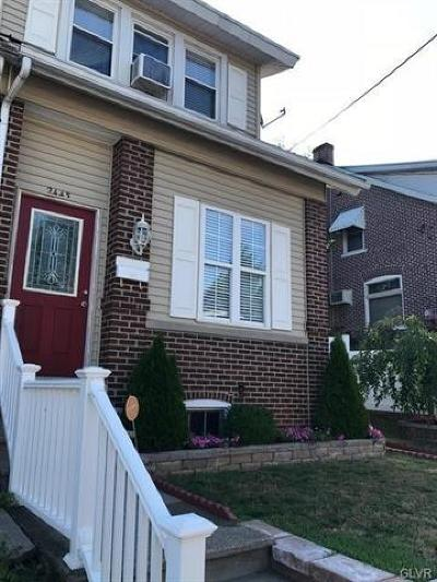 Single Family Home Available: 2443 South 4th Street