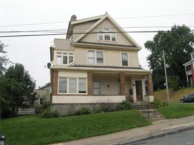 Easton Single Family Home Available: 240 North 10th Street