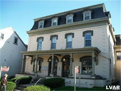 Single Family Home Available: 217 West Broad Street #2nd Floo