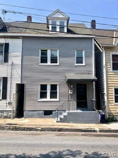 Easton Single Family Home Available: 137 13th Street