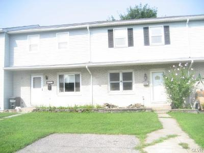 Northampton Borough PA Single Family Home Available: $119,900