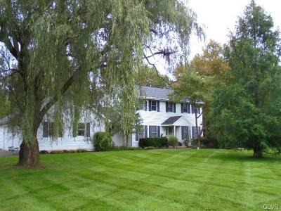 Coopersburg Borough Single Family Home Available: 7089 Passer Road