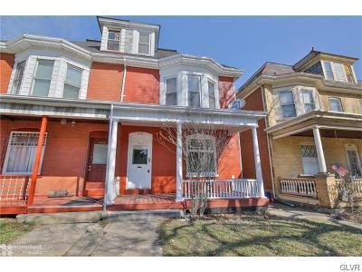 Single Family Home Available: 1453 Washington Street