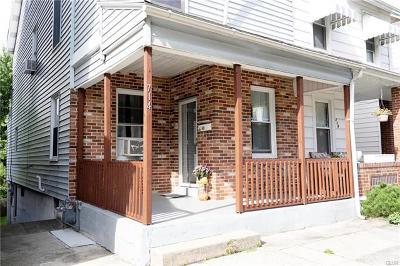 Northampton Borough Single Family Home Available: 714 Main Street