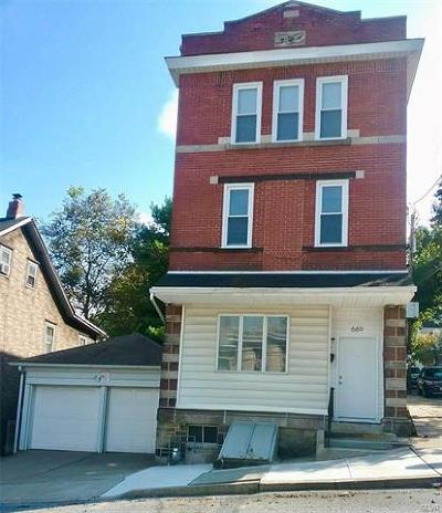 Single Family Home Available: 667 Atlantic Street
