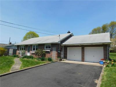 Coopersburg Borough Single Family Home Available: 225 East Oxford