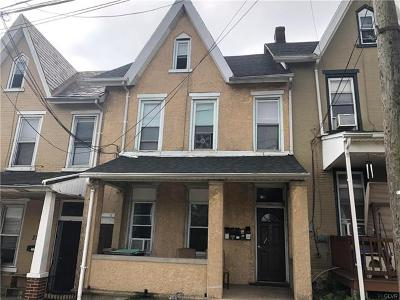 Multi Family Home Available: 226 West 3rd Street