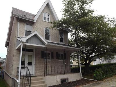 Single Family Home Available: 603 North Hoffert