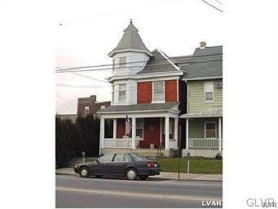 Multi Family Home Available: 58 South Broad Street