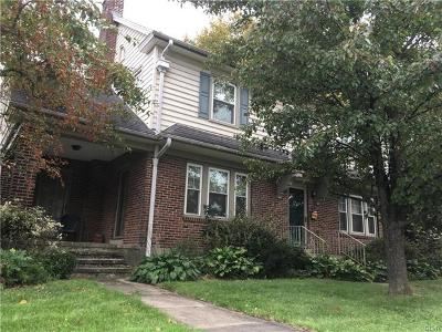 Nazareth Borough Single Family Home Available: 430 Belvidere Street