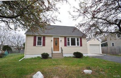 Single Family Home Available: 2834 Bath Pike