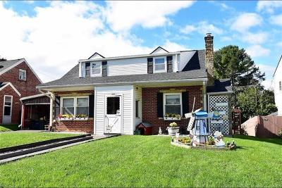 Emmaus Borough Single Family Home Available: 645 Fernwood Street