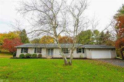 Single Family Home Available: 1184 Spring Valley Road